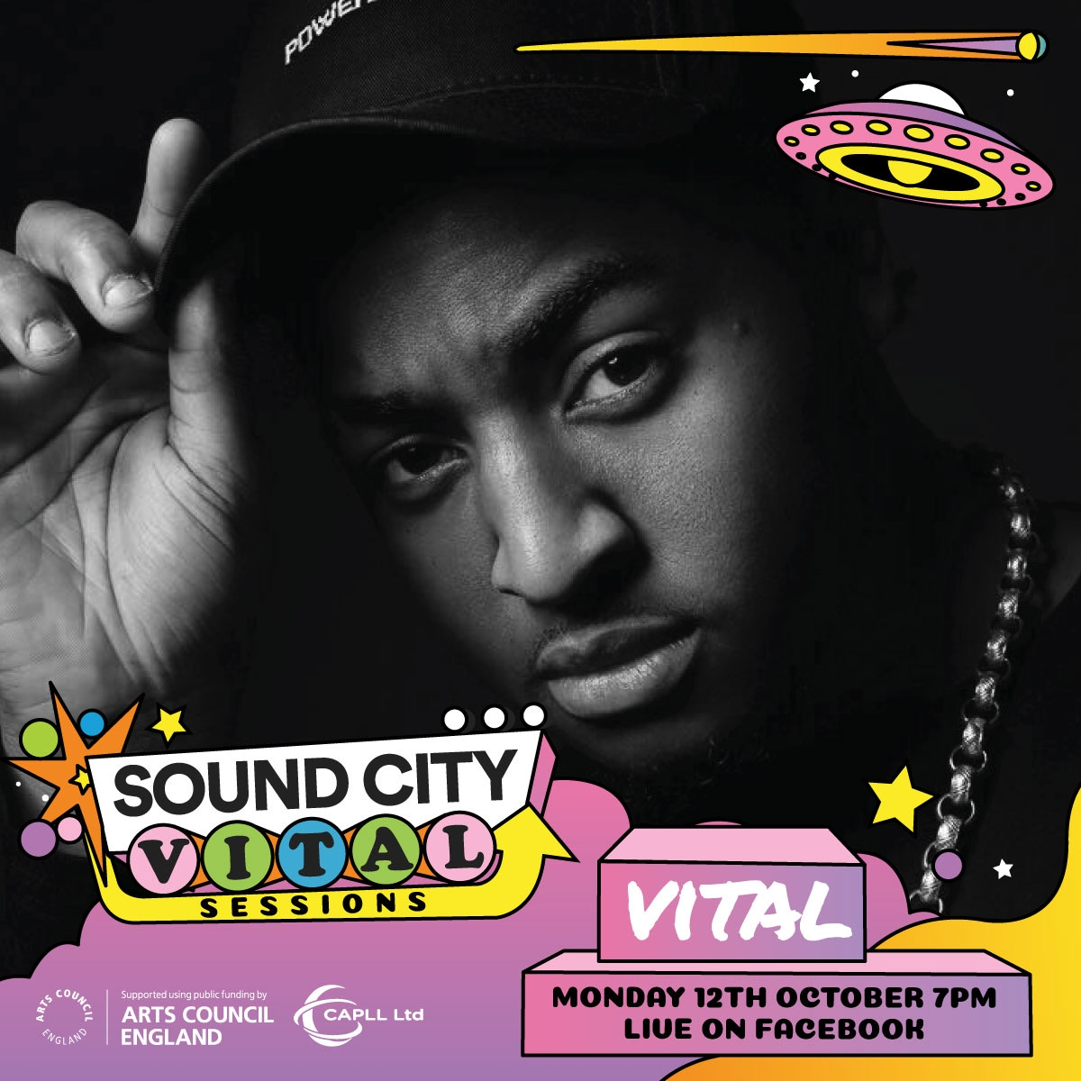 Introducing Sound City: VITAL Sessions