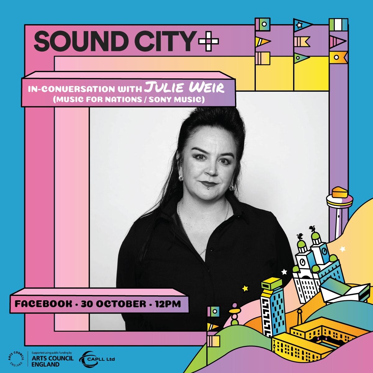 Julie Weir LIVE on Sound City+