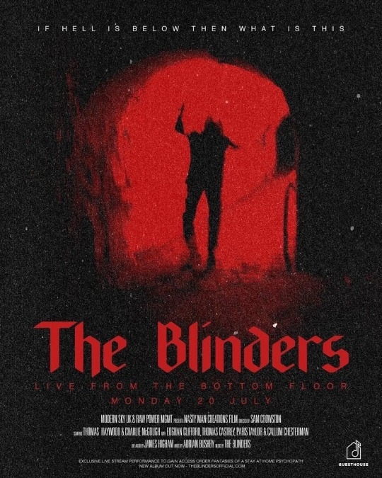 The Blinders Exclusive Show on Guest House