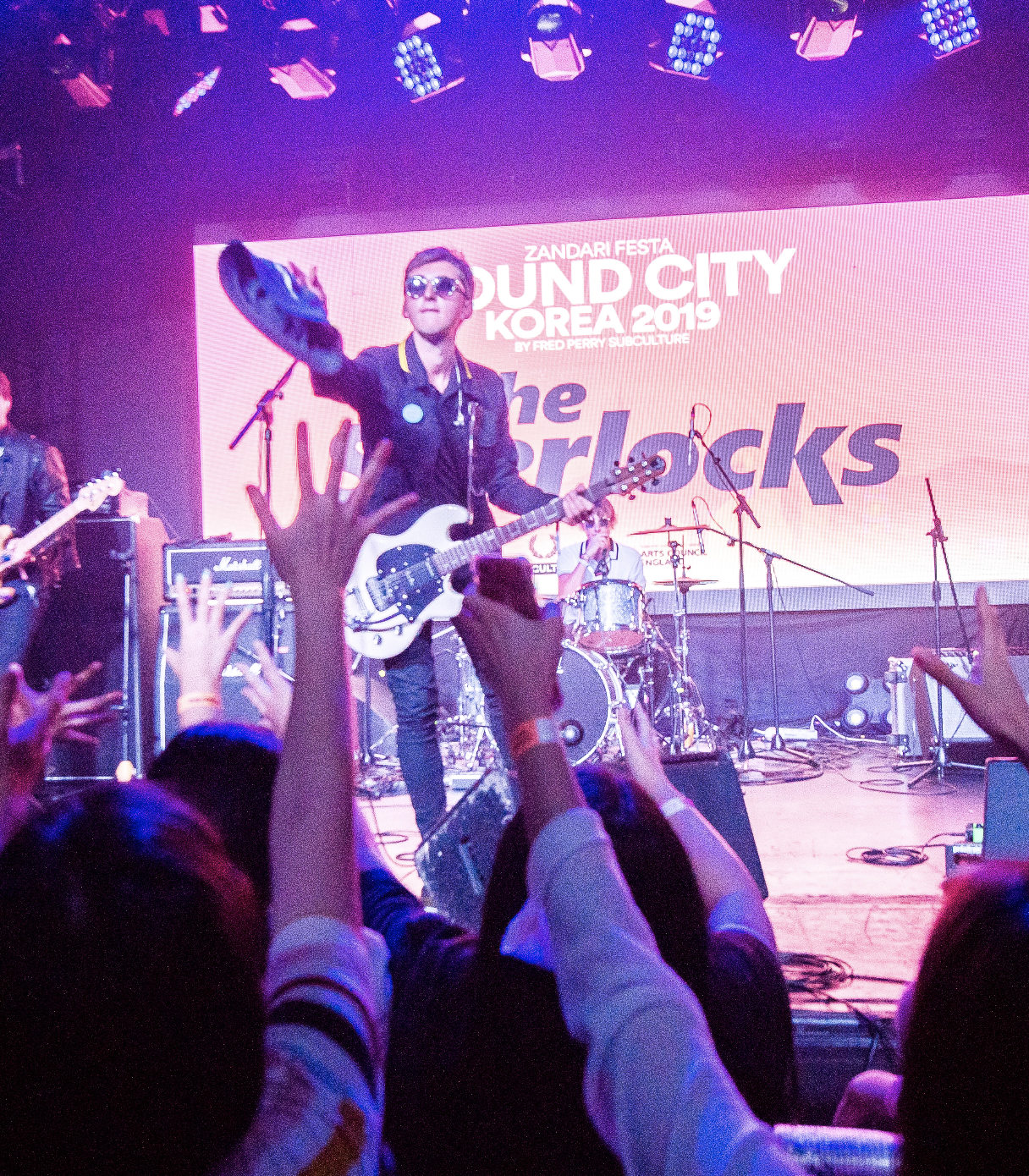 How Sound City became a trailblazing conduit for music between the UK and Asia