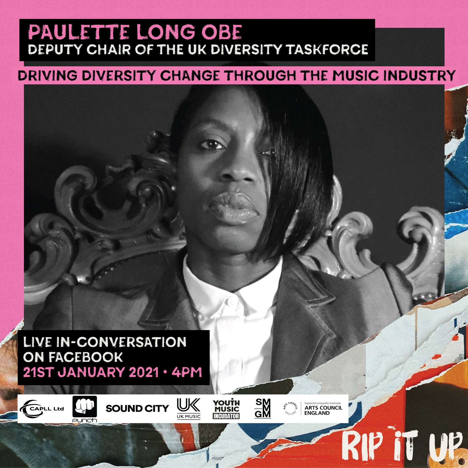 Driving Diversity Change Through The Music Industry Report