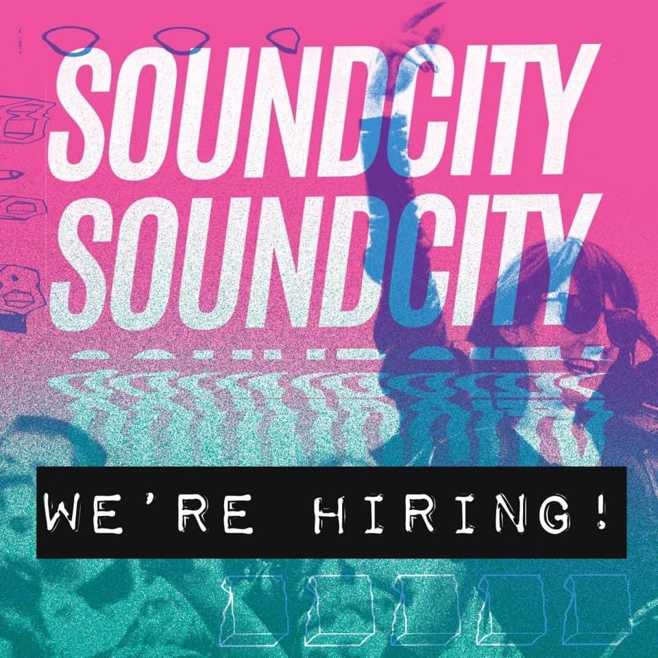 WE'RE HIRING: CONFERENCE & EVENT COORDINATOR!