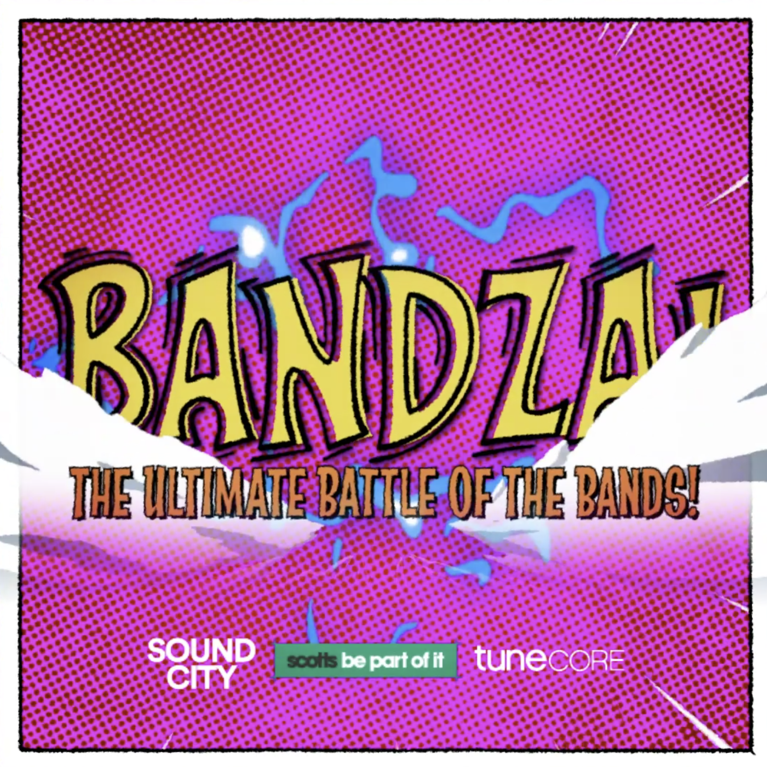 Guesthouse presents.. Bandzai: The Ultimate Battle Of The Bands