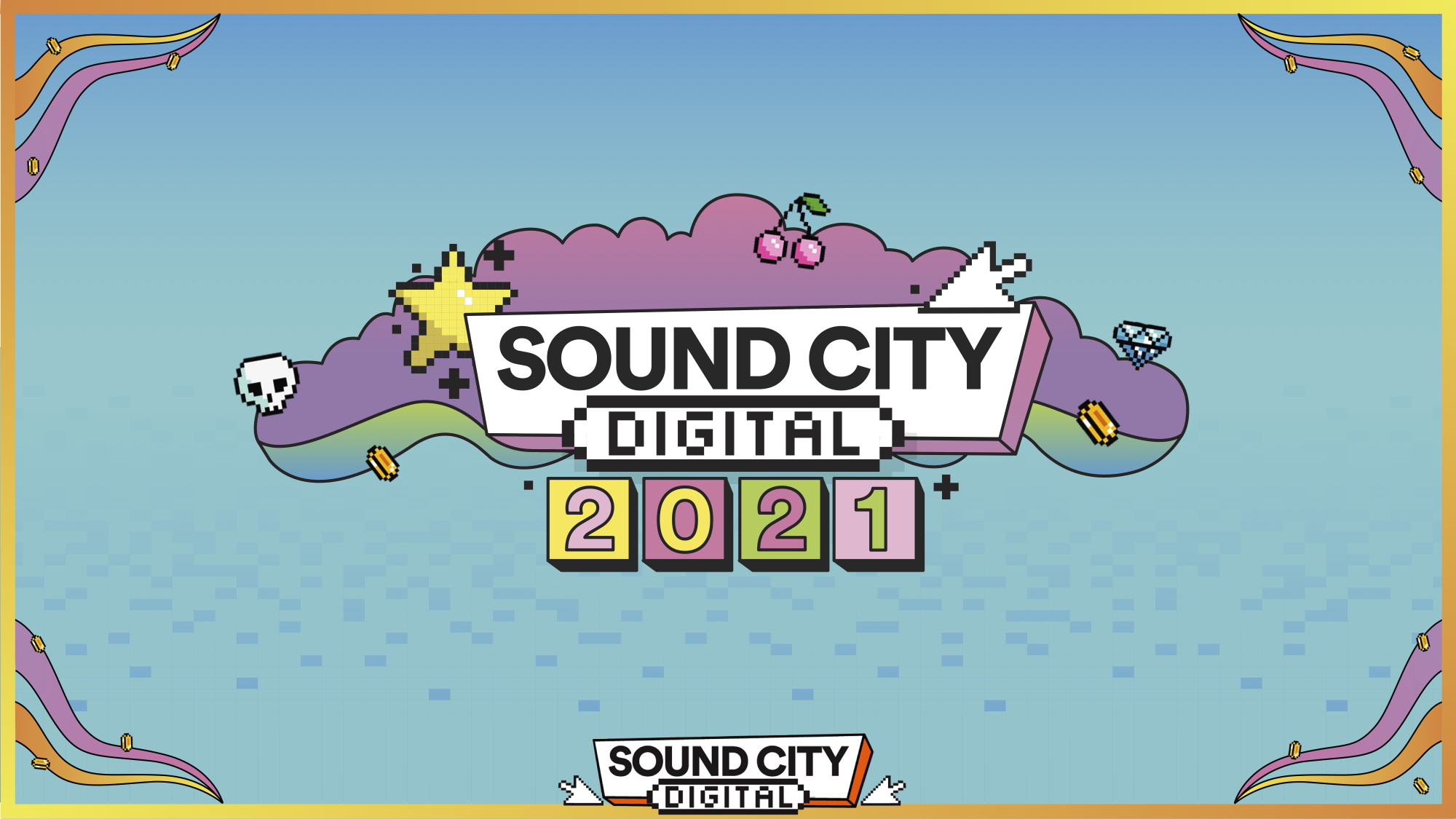 SOUND CITY DIGITAL: THE FULL SCHEDULE
