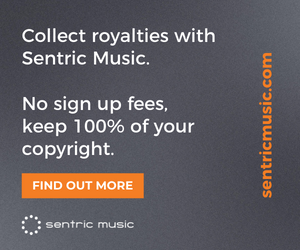 Sentric Music enabling artists to collect all the royalties they are owed