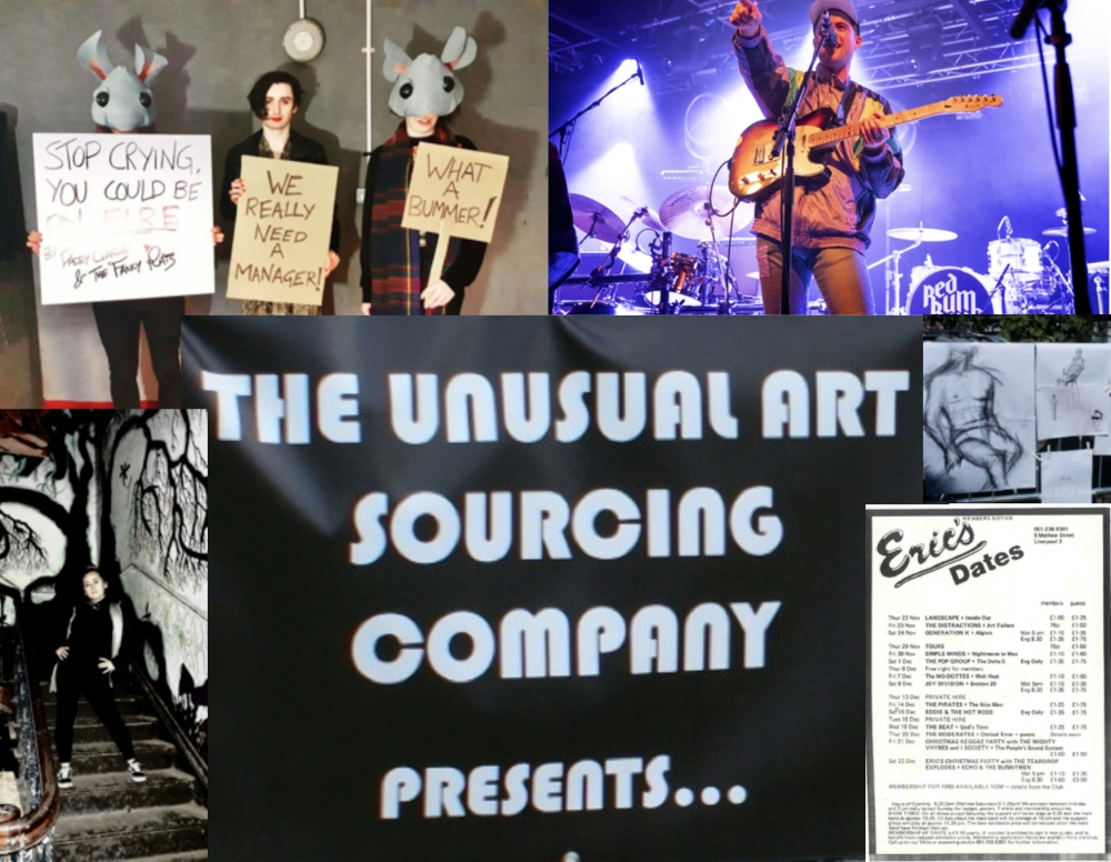 The Unusual Arts Sourcing Company