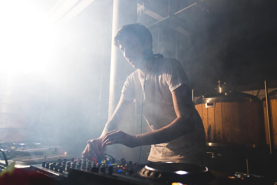 DJ Jimmy Allen